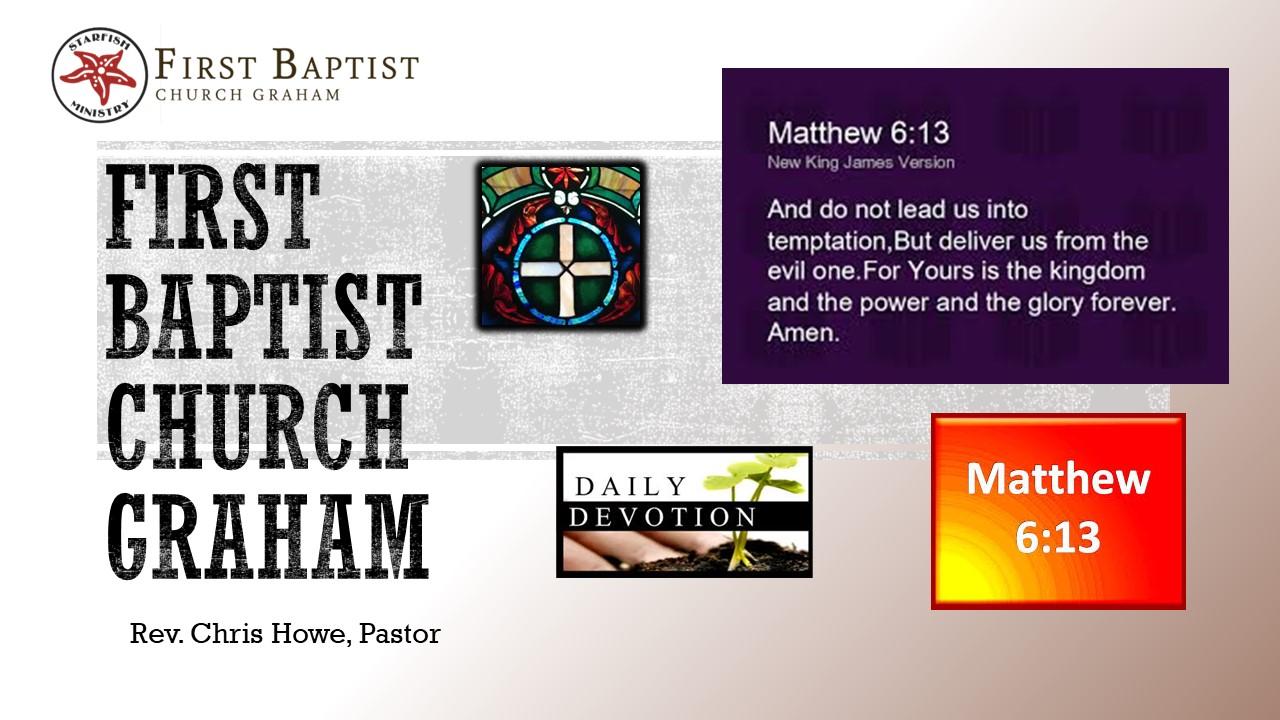 Daily Devotional (9-15-20)