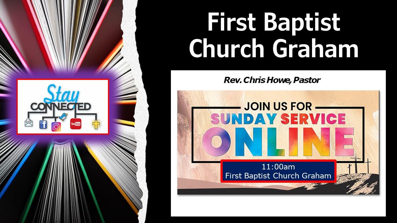 Sunday Service – Online