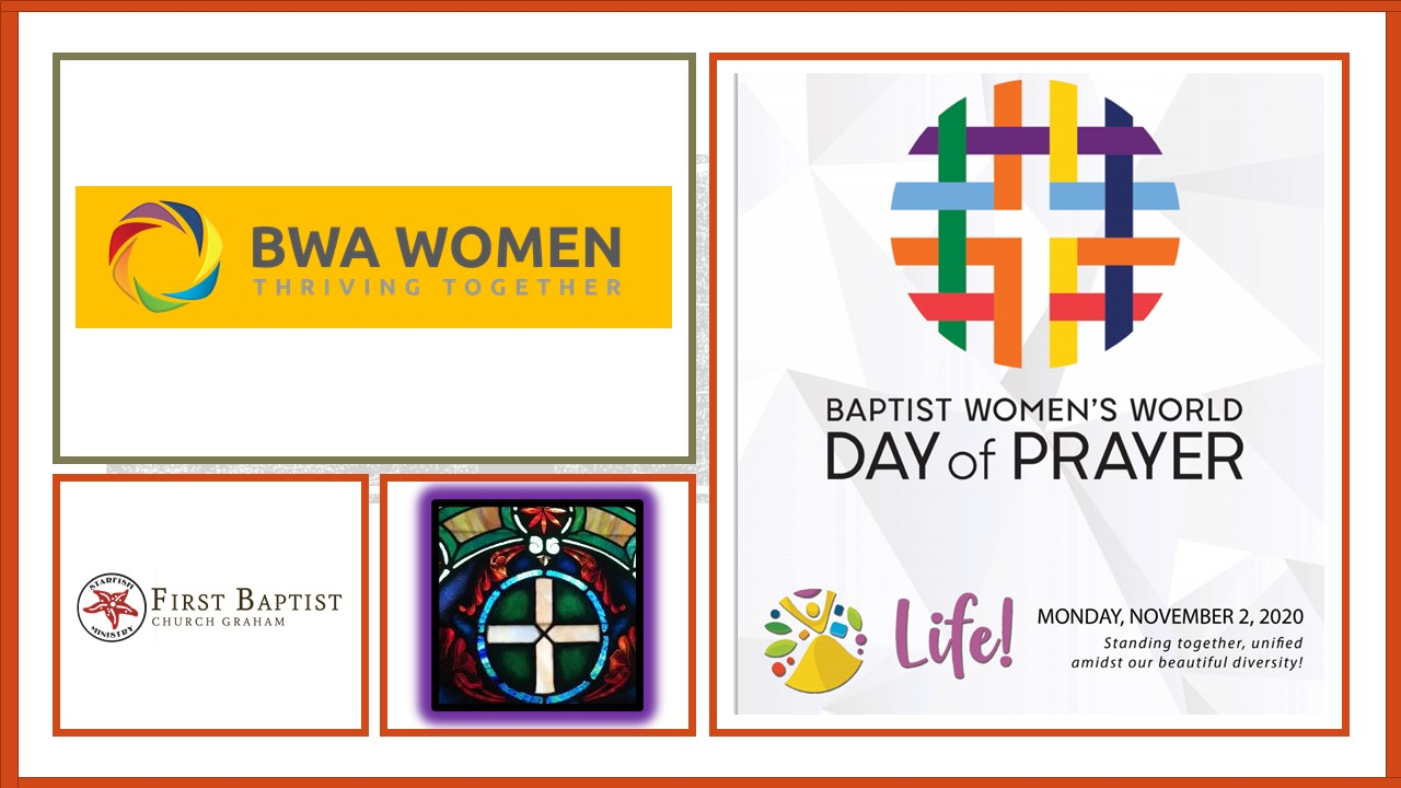 Baptist Women's World – Day of Prayer
