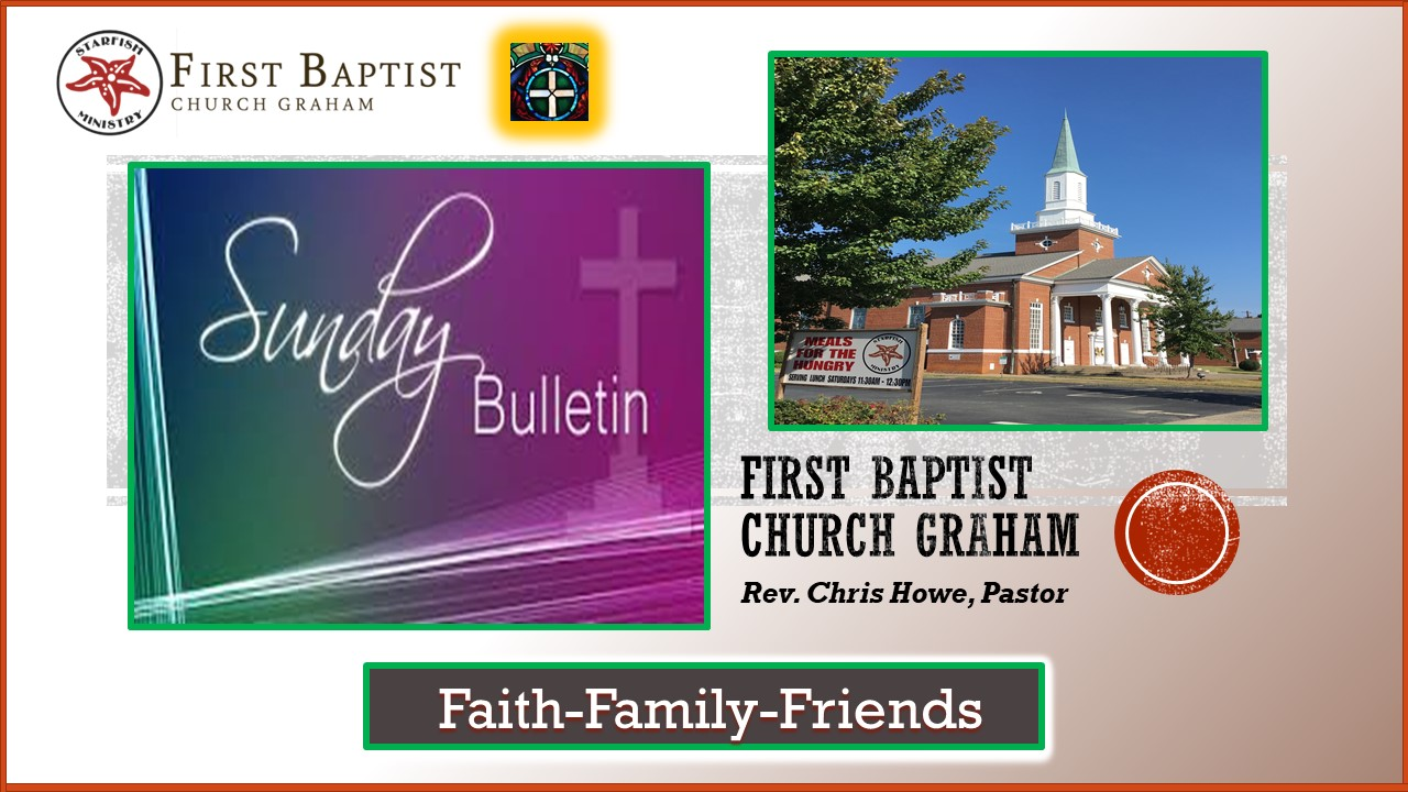 Bulletins – Newsletters