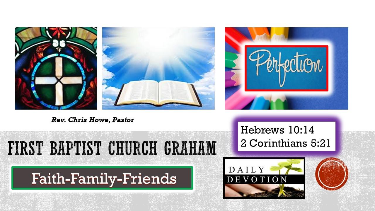 Daily Devotional (3-2-21)