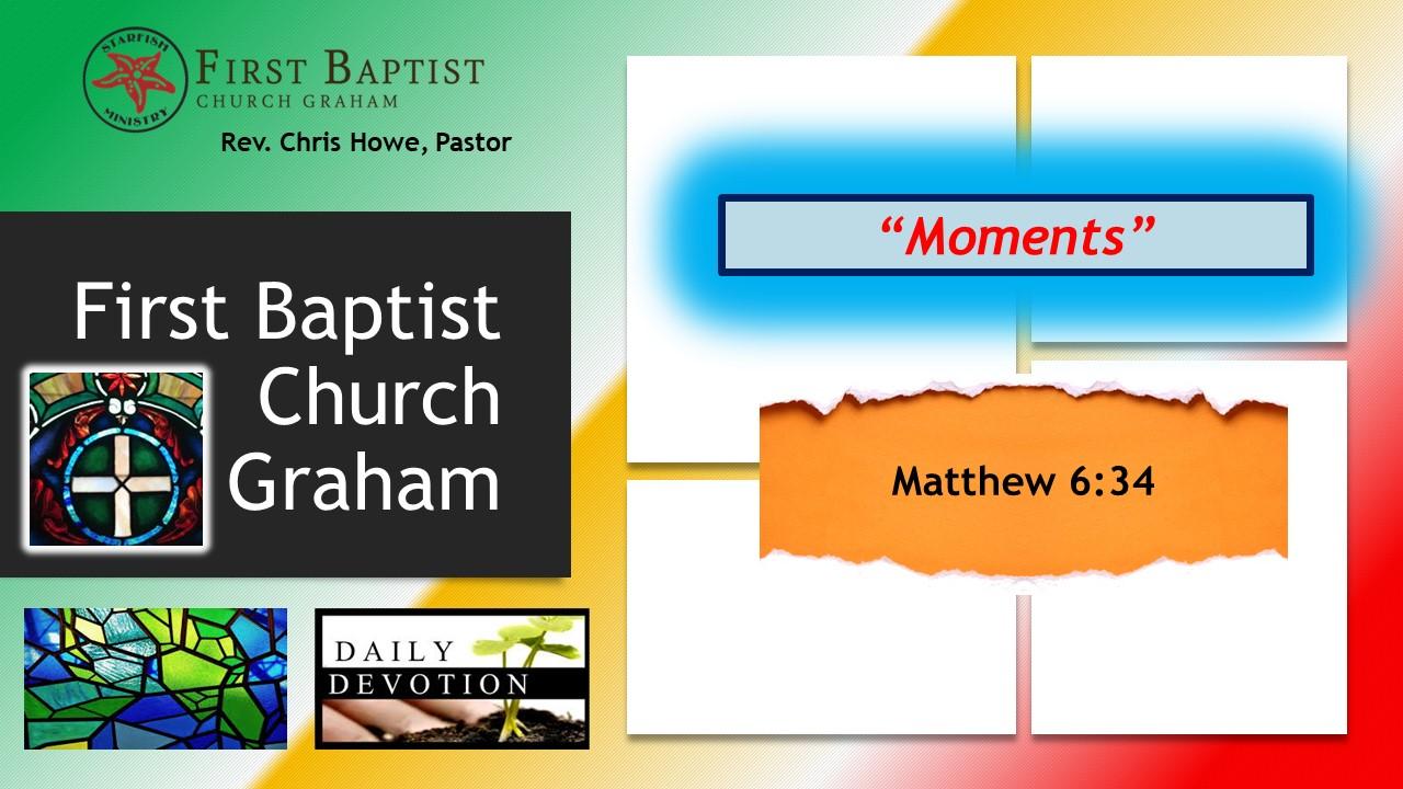 Daily Devotional (4-19-21)