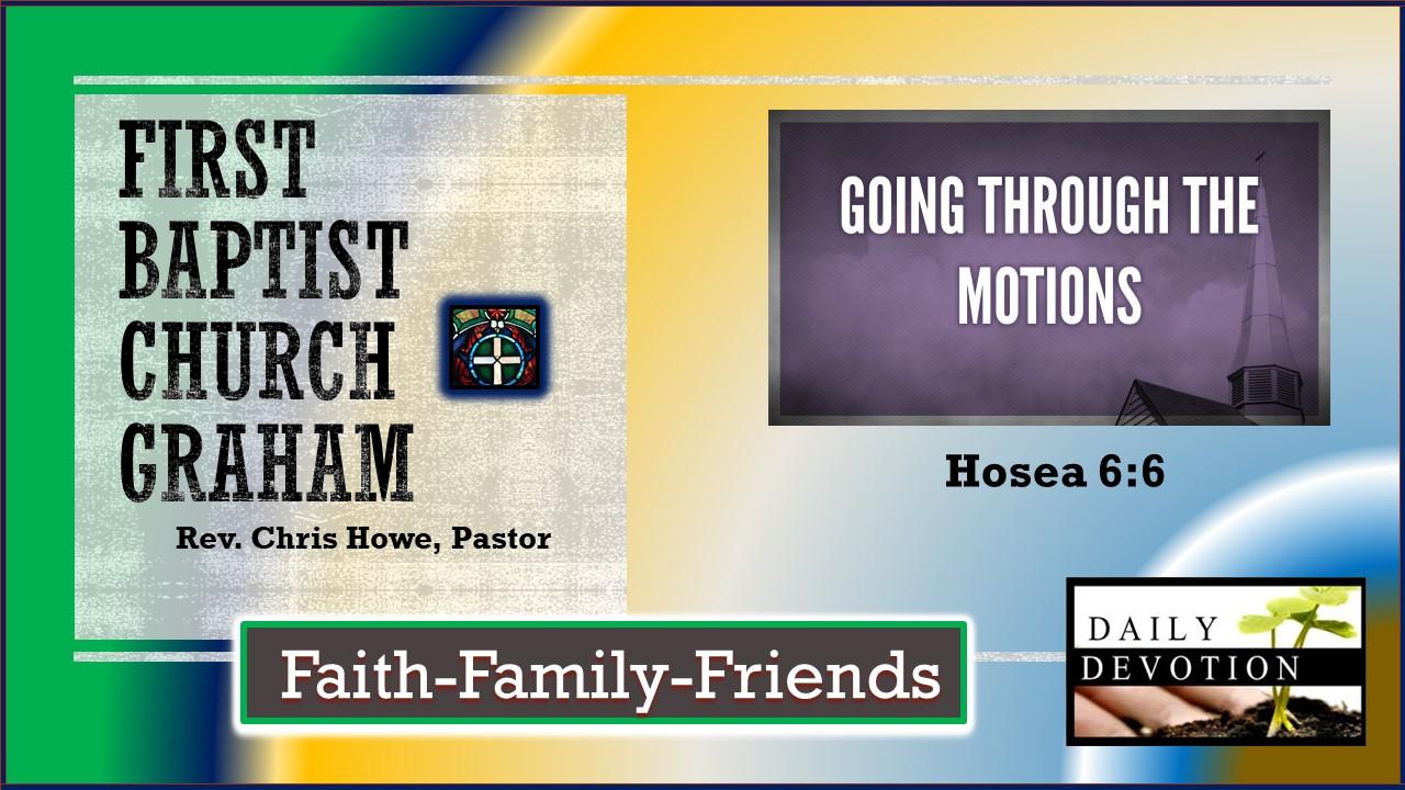 Daily Devotional (6-17-21)
