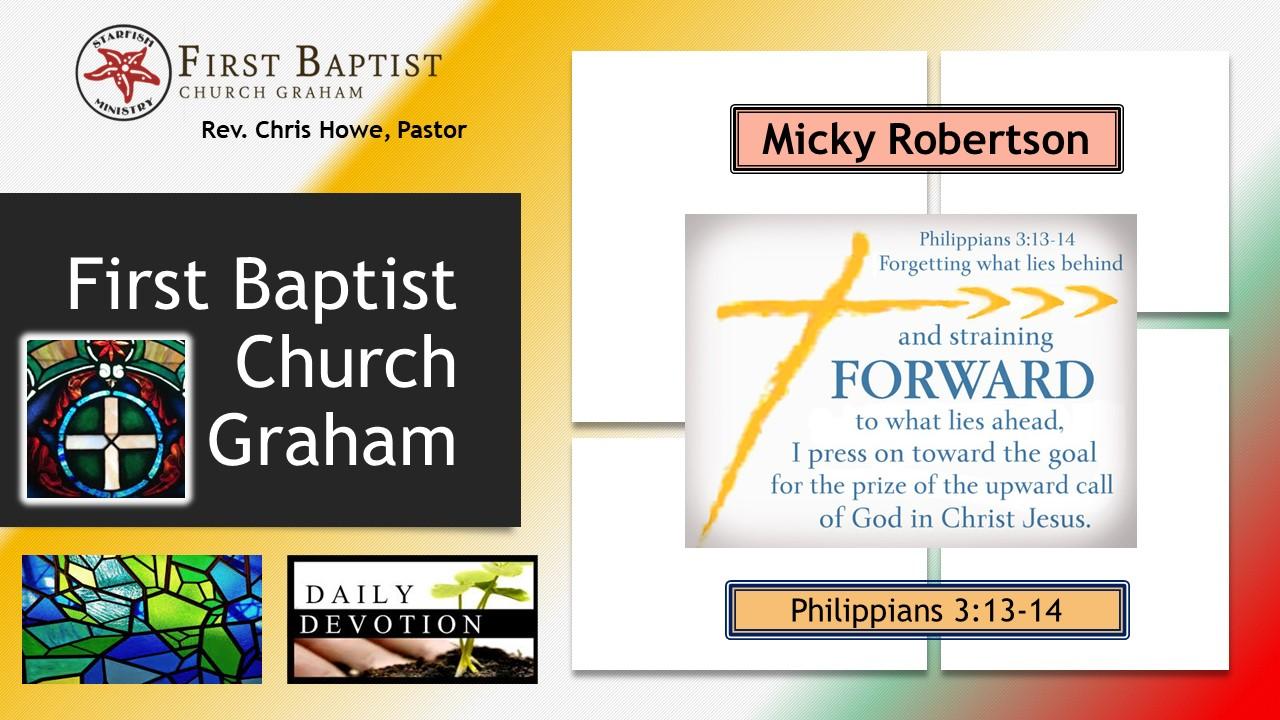 Daily Devotional (7-19-21)
