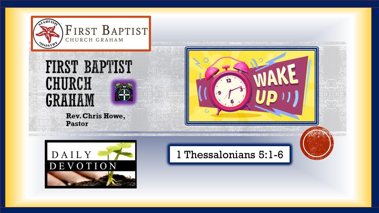Daily Devotional (7-21-21)