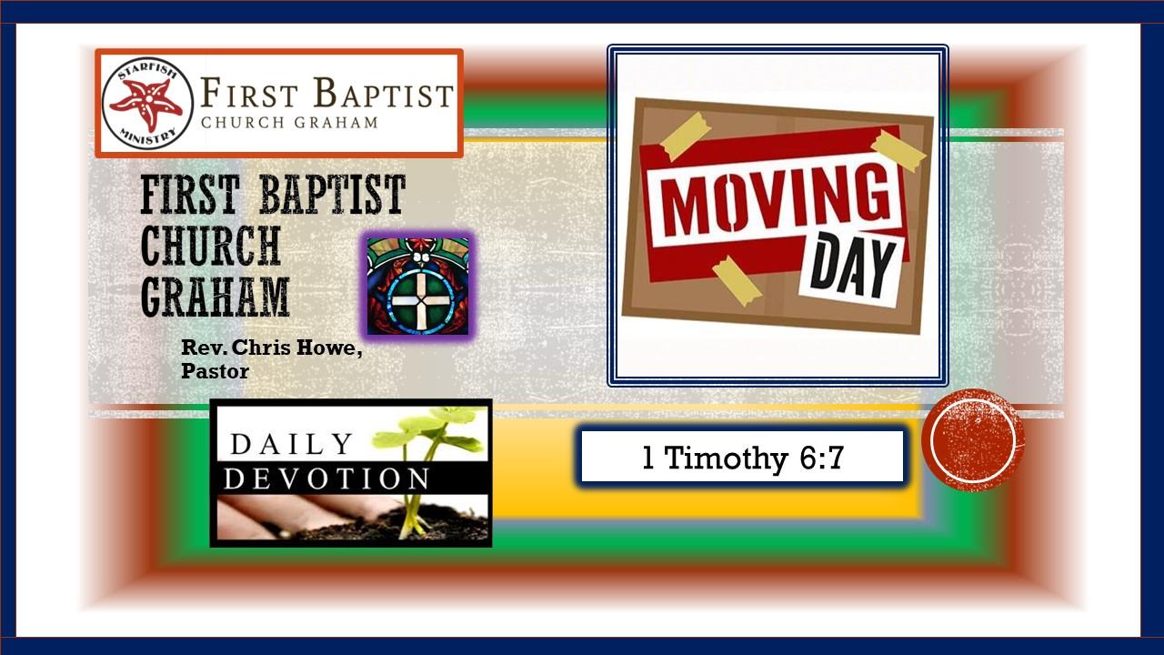 Daily Devotional (7-23-21)